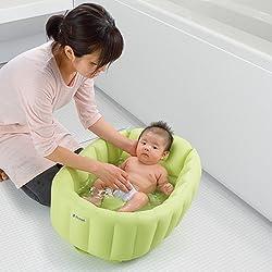 新米パパ&ママもOK! 赤ちゃんにやさしいベビーバス