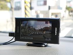 ドライブレコーダーとレーダー探知機の連動が可能