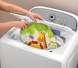 洗濯可能なシート部分
