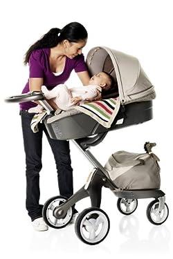 エクスプローリーを新生児から使う為のキャリーコット