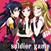ラブライブ! - 『soldier game』西木野真姫、園田海未、絢瀬絵里 iPad壁紙 47822