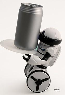 ●2輪で自立する!手で操作する新感覚ロボット