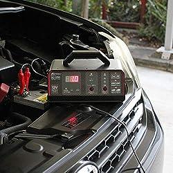 バッテリーをはずさず、つなぐだけの簡単・楽々充電器