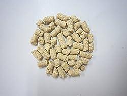 流せる木製猫砂6L 粒の形状
