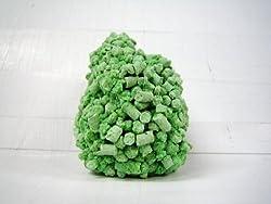 おからの猫砂グリーン6L 固まり結果