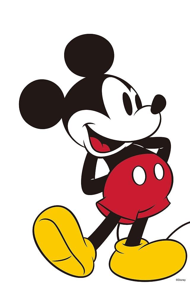 ディズニー ミッキーマウス(Pen 2010年 12/15号の表紙) iPhone(640×960)壁紙 画像30238 スマポ