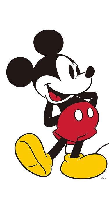 ディズニー  iPhone/Androidスマホ壁紙(890×1590 or 854×1590)-1 - ミッキーマウス(Pen 2010年 12/15号の表紙)