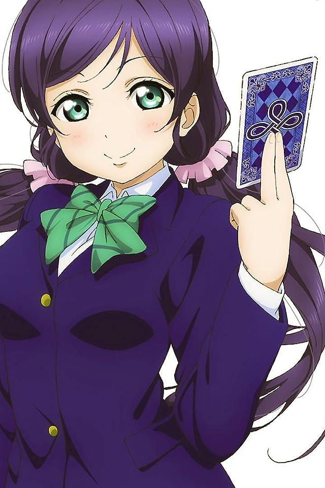 ラブライブ! School idol diary 東條希 iPhone(640×960)壁紙 画像30068 スマポ