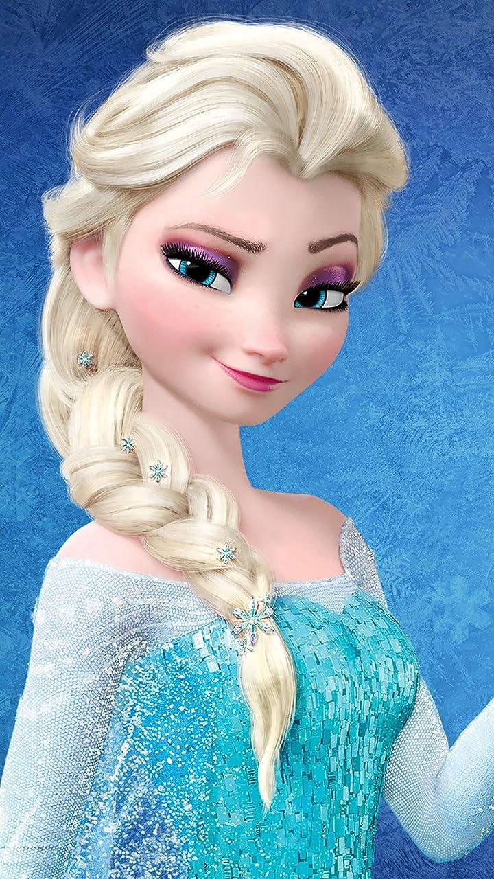 ディズニー 『アナと雪の女王』(disney:Frozen)エルサ HD(720×1280)壁紙 画像28625 スマポ