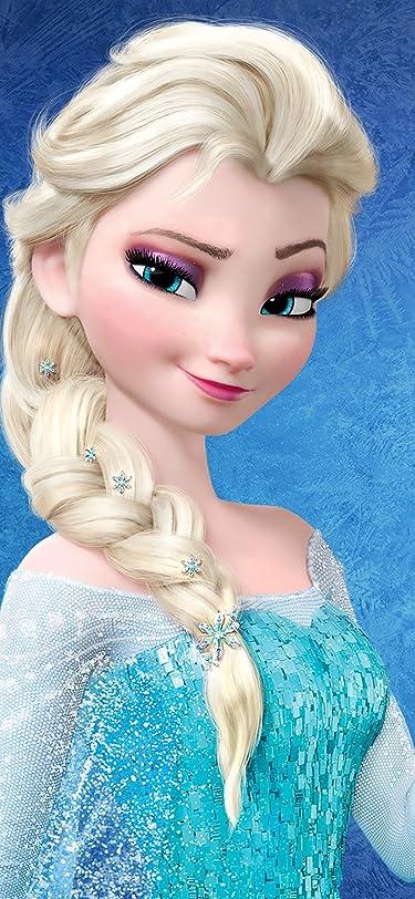 ディズニー  iPhone/Androidスマホ壁紙(207:448)-1 - 『アナと雪の女王』(disney:Frozen)エルサ