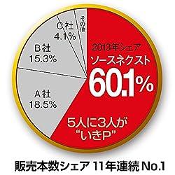 ■11年連続販売本数シェアNo.1(※)