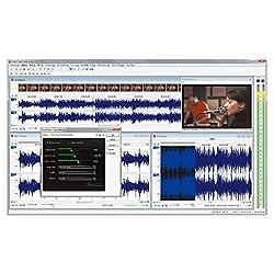 業界標準のサウンド編集ソフト