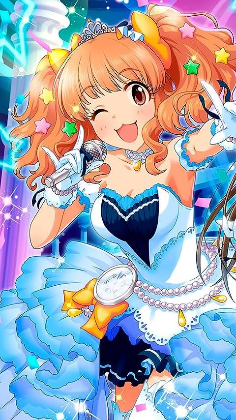 アイドルマスター 諸星きらり(デレステ)  XFVGA(480×854)壁紙画像