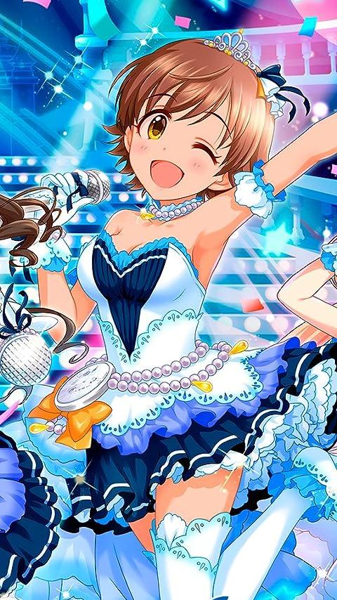 アイドルマスター 本田未央(デレステ) XFVGA(480×854)壁紙画像