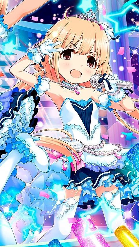 アイドルマスター 双葉杏(デレステ) XFVGA(480×854)壁紙画像