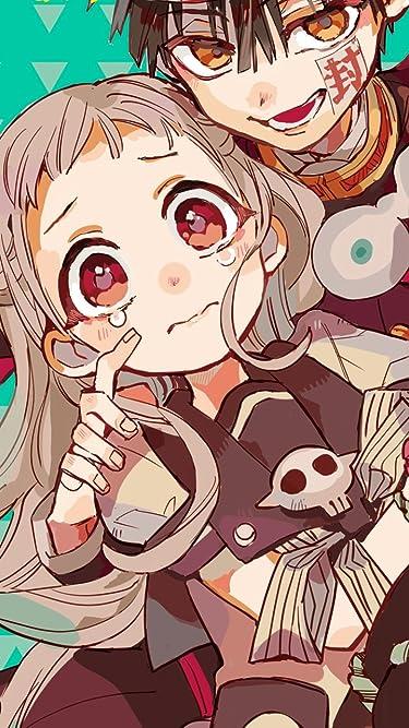 地縛少年花子くん  iPhone/Androidスマホ壁紙(480×854)-1 - 八尋 寧々(やしろ ねね),花子くん(はなこくん)