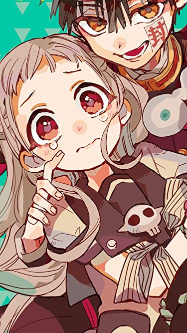 地縛少年花子くん  iPhone/Androidスマホ壁紙(720×1280)-1 - 八尋 寧々(やしろ ねね),花子くん(はなこくん)