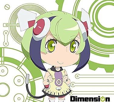 Dimension W|ディメンション ダブリュー  iPhone/Androidスマホ壁紙(1080×960)-1 - 百合崎ミラ