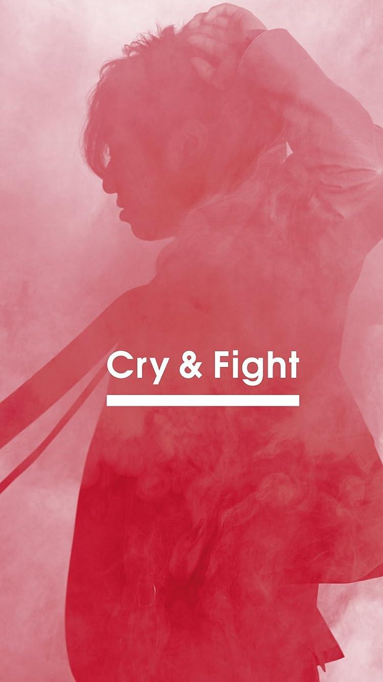 三浦大知 Cry & Fight iPhone8/7/6s/6(750×1334)壁紙画像