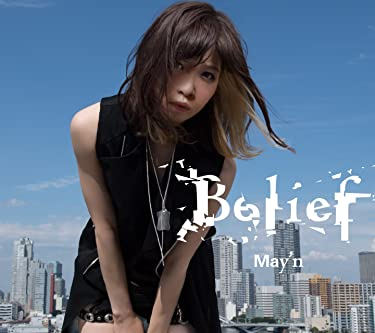 May'n  iPhone/Androidスマホ壁紙(1440×1280)-1 - Belief