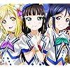 ラブライブ! - 『ラブライブ!サンシャイン!!』小原鞠莉,黒澤ダイヤ,松浦果南 Android(960×854)待ち受け 58136