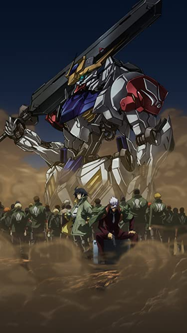 機動戦士ガンダム  iPhone/Androidスマホ壁紙(480×854)-1 - 『機動戦士ガンダム 鉄血のオルフェンズ』 鉄華団とバルバトス