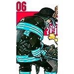 炎炎ノ消防隊 XFVGA(480×854)壁紙 秋樽桜備(アキタルオウビ)