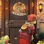 異世界食堂 iPad壁紙 洋食屋『ねこや』