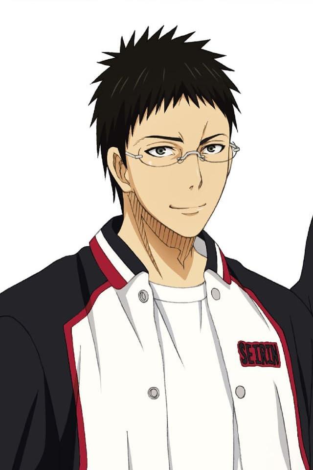 黒子のバスケ Iphone 640 960 壁紙 日向順平 アニメ スマホ用画像