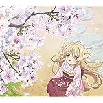 このはな綺譚 HD(1440×1280) 桜の花びらを集める柚(ゆず)
