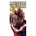 僕のヒーローアカデミア iPhone X 壁紙(1125x2436) オールマイト