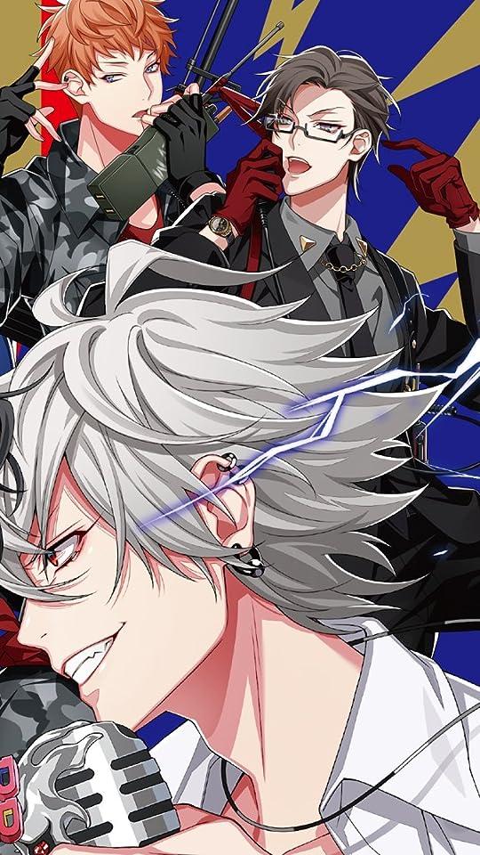 2020秋アニメ - MAD TRIGGER CREW(碧棺左馬刻,入間銃兎,毒島メイソン理鶯)