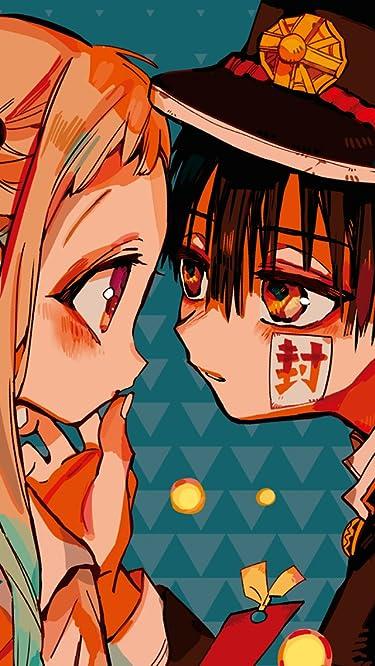 地縛少年花子くん  iPhone/Androidスマホ壁紙(640×1136)-1 - 八尋 寧々(やしろ ねね),花子くん(はなこくん)