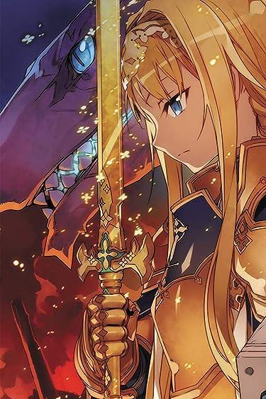 ソードアートオンライン  iPhone/Androidスマホ壁紙(640×960)-1 - アリスと金木犀の剣