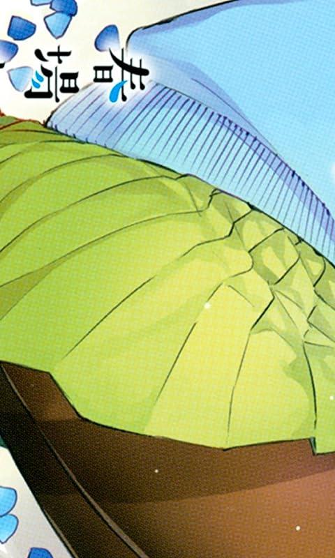 五等分の花嫁 中野三玖(なかの みく) FVGA(480×800)壁紙画像
