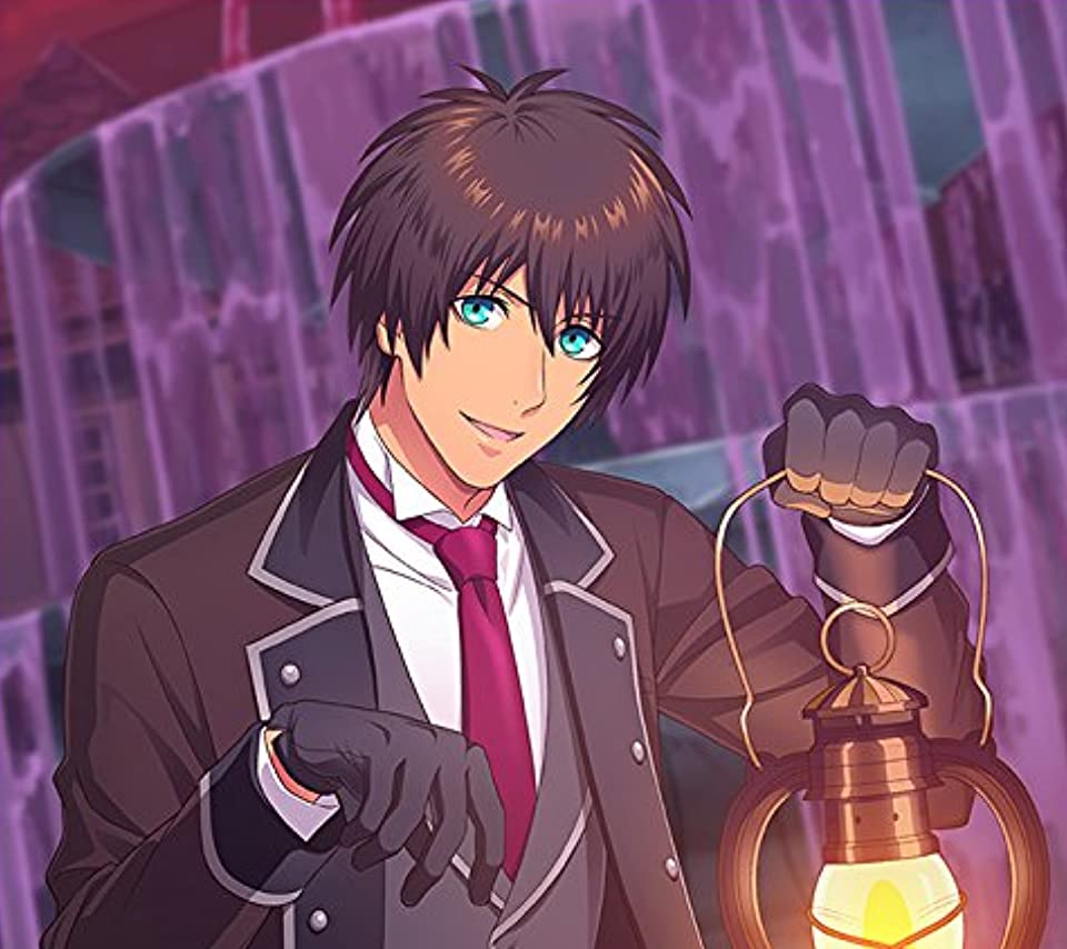 うたの☆プリンスさまっ♪ 愛島セシル Android(960×854)待ち受け画像
