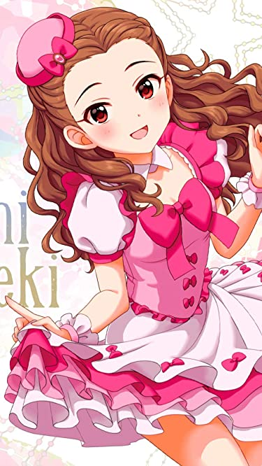 アイドルマスター  iPhone/Androidスマホ壁紙(640×1136)-1 - 関裕美 (せきひろみ)