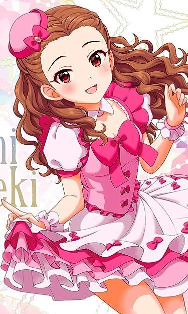 アイドルマスター  iPhone/Androidスマホ壁紙(480×800)-1 - 関裕美 (せきひろみ)
