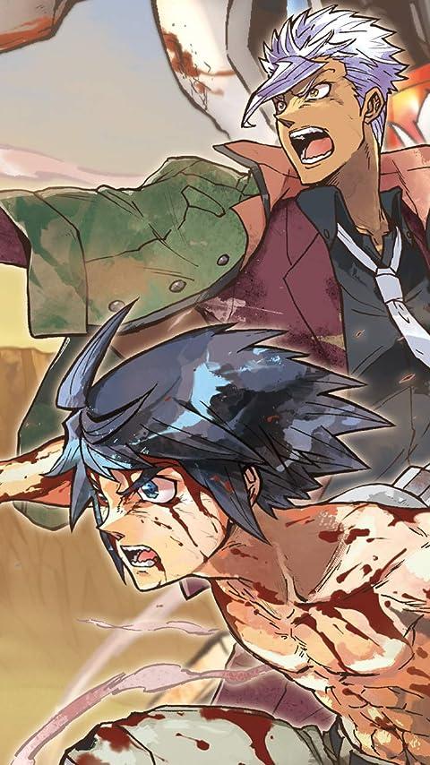 機動戦士ガンダム オルガ・イツカ,三日月・オーガス(みかづき・オーガス) XFVGA(480×854)壁紙画像
