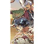 機動戦士ガンダム iPhoneSE/5s/5c/5 壁紙 視差効果 オルガ・イツカ,三日月・オーガス(みかづき・オーガス)
