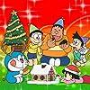 ドラえもん-Ding! Dong! クリスマスの魔法-アニメ-iPad壁紙99649