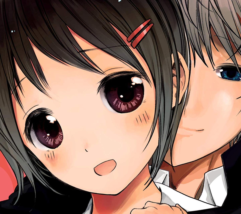 かぐや様は告らせたい〜天才たちの恋愛頭脳戦〜 柏木渚 HD(1440×1280)スマホ 壁紙・待ち受け