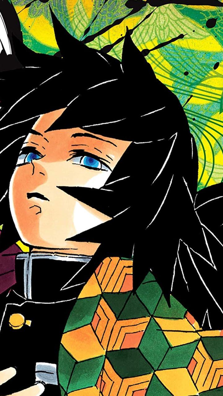 鬼滅の刃 冨岡義勇 (とみおかぎゆう) HD(720×1280)壁紙画像