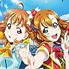 ラブライブ! - 高海千歌,高坂穂乃果 iPad壁紙 108998