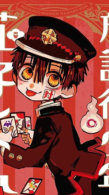 地縛少年花子くん  iPhone/Androidスマホ壁紙(640×1136)-1 - 花子くん