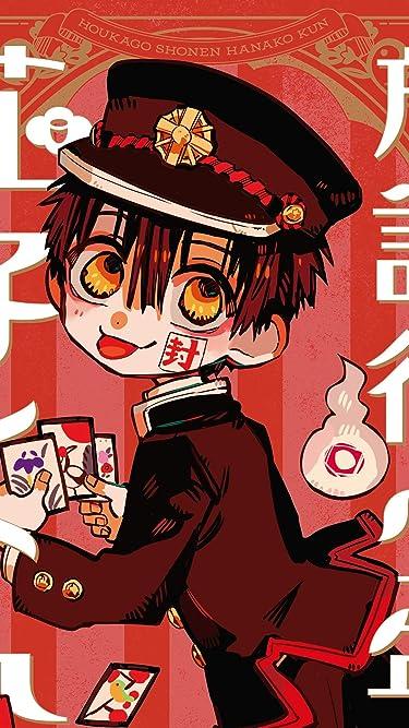 地縛少年花子くん  iPhone/Androidスマホ壁紙(480×854)-1 - 花子くん