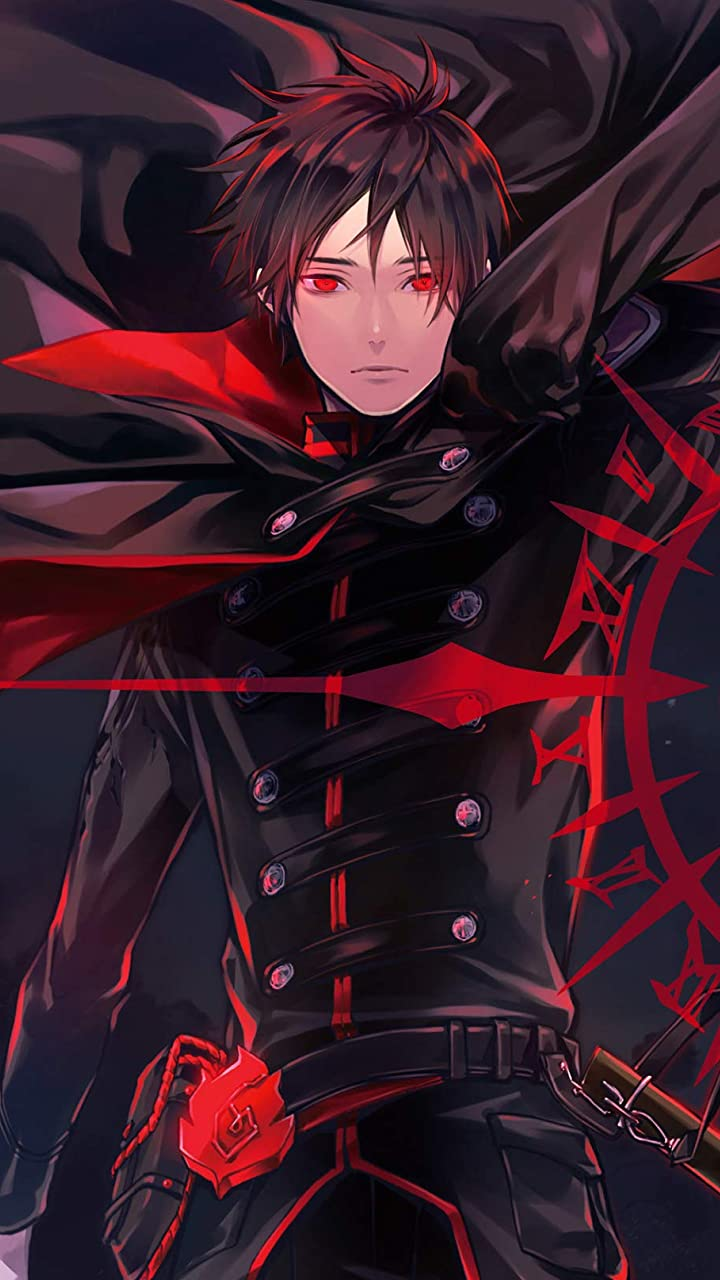 2021春アニメ - 栗栖秀太郎(くるす しゅうたろう)