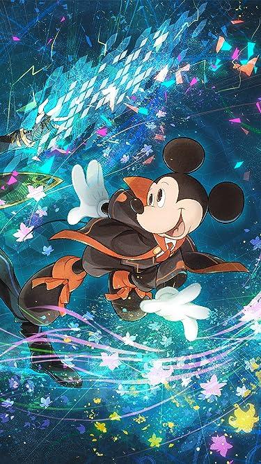 ディズニー  iPhone/Androidスマホ壁紙(750×1334)-1 - 「テクノロジア魔法学校」ミッキーマウス