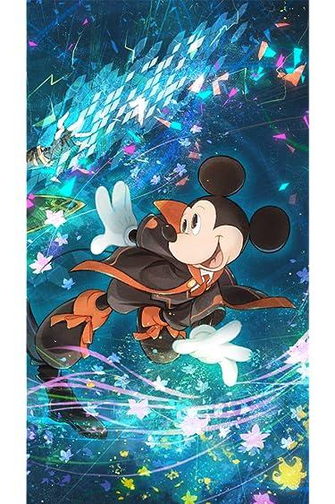 ディズニー  iPhone/Androidスマホ壁紙(640×960)-1 - 「テクノロジア魔法学校」ミッキーマウス