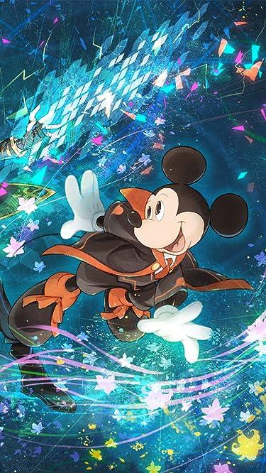 ディズニー  iPhone/Androidスマホ壁紙(640×1136)-1 - 「テクノロジア魔法学校」ミッキーマウス
